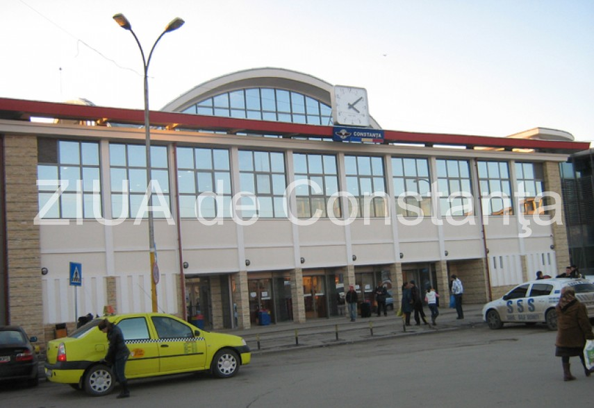 Imagini pentru Sucursala Regionala CF Constanța