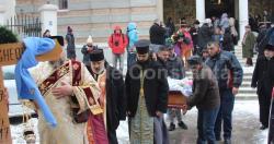 Rămas-bun, drag Profesor! Gheorghe Dumitraşcu a fost înmormântat cu tricolorul (galerie foto)