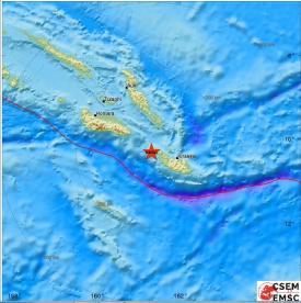 Cutremur de magnitudine 6.7 la șase kilometri adâncime. A fost emisă alertă de tsunami