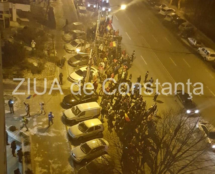ziua 12 actiunile de protest continua in bucuresti dar si la constanta 623408