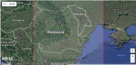 UPDATE. Cutremur în Vrancea în urmă cu puţin timp. Ce magnitudine a avut. Distanţa oraşelor din judeţ faţă de epicentru