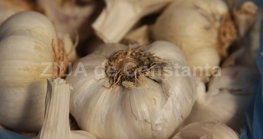 De ce este bine sa consumi usturoi