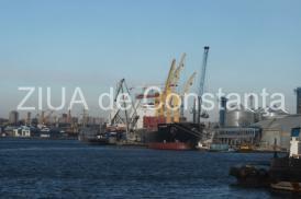 Constanța. Câte nave sunt avizate pentru sosire în porturile maritime românești