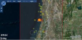 UPDATE Cutremur de suprafață de magnitudine 7.1. A fost emisă alertă de tsunami