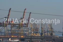 Sezonul cerealelor în Portul Constanța. Mii de tone de cereale sunt încărcate zilnic în nave. Câte nave sunt avizate pentru sosire în porturile maritime românești