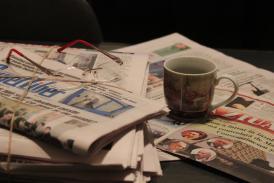 Revista presei locale
