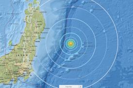 Cutremur de 6.1 grade pe coasta estică a Japoniei