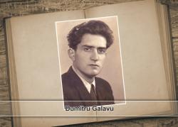Portrete. Oameni care au făcut istorie culturală în Dobrogea: Dumitru Galavu (galerie foto)