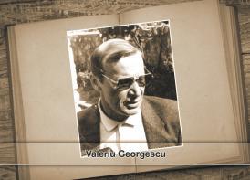 Portrete. Oameni care au făcut istorie culturală în Dobrogea: Valeriu Cheluţă-Georgescu (galerie foto)
