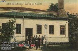 1900 geamia din Medgidia