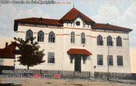 1920 Şcoala de fete Medgidia
