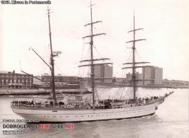 1967 Bricul Mircea la Portsmouth