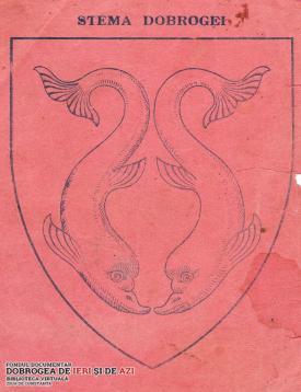 Prima stemă a Dobrogei (1881)