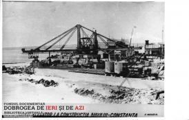 Primele lucrări la noul Port Constanța