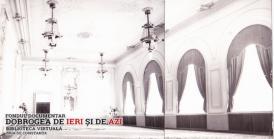 Sală de festivități în Cazinoul Constanța