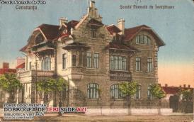 Şcoala Normală de Fete în 1906
