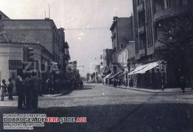 Strada Ștefan cel Mare colț cu Strada 1907 din Constanța