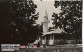 Vila cu minaret din Mamaia, fondată în anul 1930