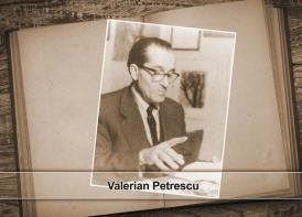 Portrete. Oameni care au făcut istorie culturală în Dobrogea: Valerian Petrescu (galerie foto)