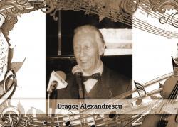 Portrete. Oameni care au făcut istorie culturală în Dobrogea: Dragoş Alexandrescu (galerie foto)
