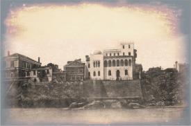 #scrieDobrogea Vila Şuţu sau impresionanta poveste a clădirii în stil maur care a străbătut trei secole (galerie foto)