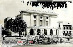 #scrieDobrogea A fost odată, pe strada Mircea cel Bătrân, Teatrul de Stat Constanța (galerie foto)