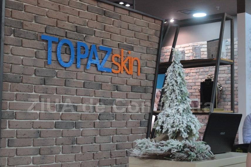 Topaz Skin Hair Beauty în Premieră în Centrul Comercial Tom