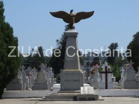 """#scrieDobrogea """"Vecinică amintire"""" eroilor neamului din Cimitirul Central Constanța! (galerie foto)"""