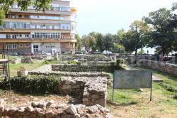 #scrieDobrogea Cartierul antic Tomis sau povestea ruinelor de la Constanţa din Parcul Catedralei (galerie foto)