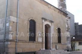 """#scrieDobrogea Istoria zbuciumată a celui mai vechi lăcaş musulman din Constanţa, Geamia """"Hunkiar"""" (galerie foto)"""