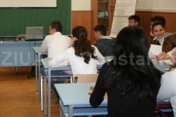Explozie pusă la cale de elevi într-o școală din Arad. Ce s-a întâmplat
