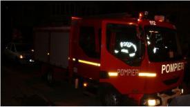 Incendiu catastrofal în județul Tulcea. O femeie a murit carbonizată. Este a doua nenorocire din județ în numai câteva ore