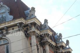 #scrieDobrogea Casa cu Lei, despre mărire şi decădere la Constanţa (galerie foto)