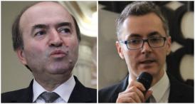 """""""Continuaţi-vă goana după ştrumfi ca simplu cetăţean, nu ca ministru!"""" Deputatul USR Stelian Ion îi cere lui Tudorel Toader să-şi prezinte demisia"""