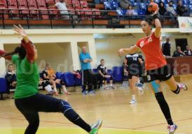 Handbalistele de la CSU Neptun joacă sâmbătă în Divizia A