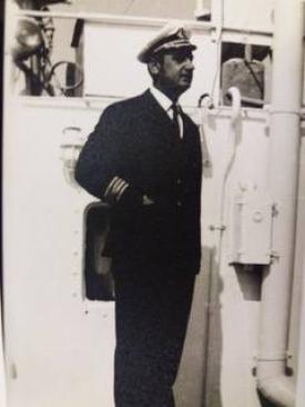 #citeșteDobrogea 77 de ani de la nașterea prof. univ. Anton Beziris, expert în transport maritim