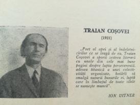 #citeşteDobrogea 97 de ani de la naşterea poetului dobrogean Traian Coşovei