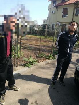 Acțiune a polițiștilor locali la Casa Căsătoriilor din Constanța. Doi bărbați au fost amendați. De ce a fost aplicată sancțiunea