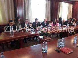 UPDATE. Ministrul Turismului, la întâlnire de lucru la Consiliul Județean Constanța. Discuții importante despre noul sezonul estival