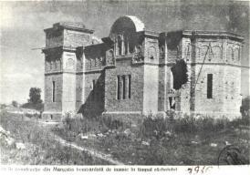 """Biserica """"Sfântul Gheorghe"""", prima clădire din Mangalia bombardată în Primul Război Mondial (galerie foto)"""