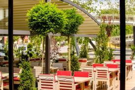 Adevărate oaze de relaxare Se deschid cele mai mari terase din Mamaia! (galerie foto)