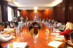 Pregătirea minivacanţei de 1 Mai, tema şedinţei Colegiului Prefectural