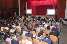 Directorii unităţilor de învăţământ din Constanţa, certaţi de inspectorul şcolar general Gabriela Bucovală. Ce mesaj important le-a transmis (galerie foto)