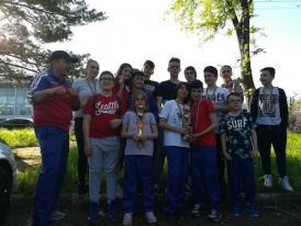 19 medalii la categoriile A şi B  CSC Mihail Kogălniceanu, locul întâi pe echipe la copii şi cadeţi, la Campionatul Naţional de Taekwondo (galerie foto)