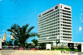 În anii ´70, lângă hotelul Perla din Mamaia creșteau... palmieri