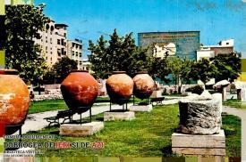 Vestigii tomitane în Parcul Arhelogic al Constanței