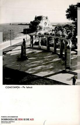 Eminescu, Cazinoul și marea, în 1961