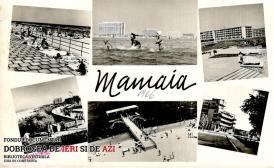 Așa arăta Mamaia în anul 1966