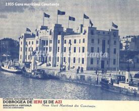 #scrieDobrogea Evoluţia Portului Constanţa pe drumul refacerii (1945-1957) (VII)