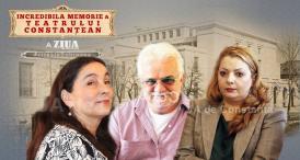 #citeşteDobrogea #memoriateatruluiconstănţean: Sărbătoarea seniorilor scenei constănţene, prin ochii directorilor teatrelor de astăzi